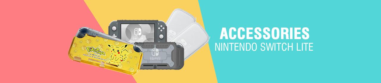 Phụ kiện Nintendo Switch Lite