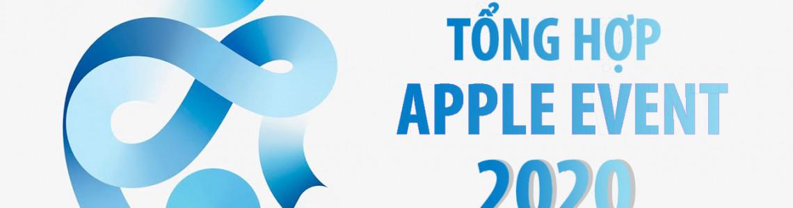 Tổng hợp sự kiện Apple Time Flies: Watch Series 6, SE mới, iPad Air 4, iPad Gen 8, Và.. Không iPhone 12!!