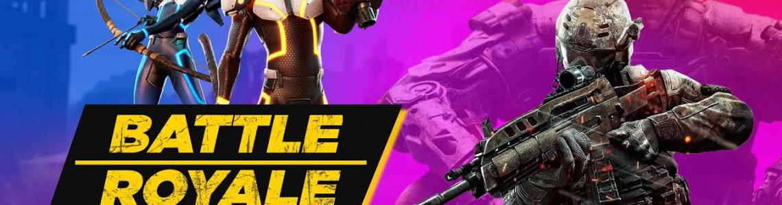 Game Battle Royale trên hệ máy console bạn nhất định phải chơi qua
