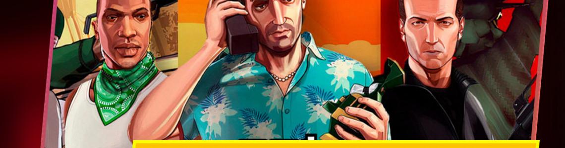 GTA Trilogy đã được xác nhận chính thức từ Rockstar Games