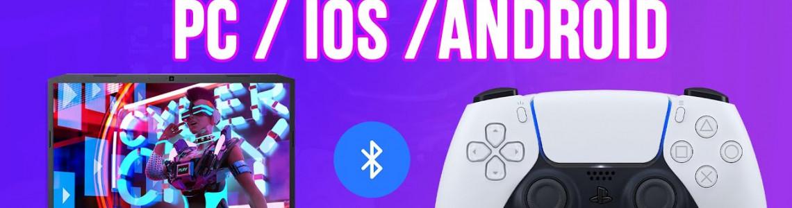 Hướng dẫn kết nối tay cầm DualSense với iOS, iPadOS, Android và PC