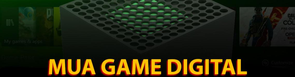 Những điều cần biết khi mua game Digital trên Xbox