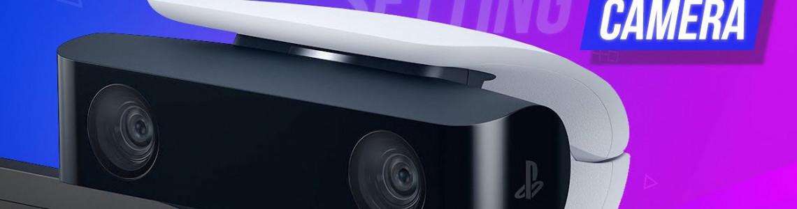 Đánh giá PS5 HD Camera, hướng dẫn thiết lập PS5 HD Camera với PS5