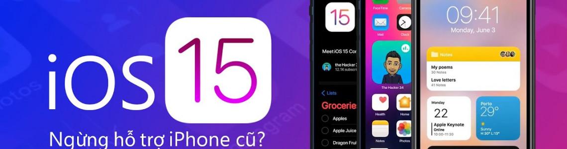 Những tính năng mới trên iOS 15 và iPadOS 15