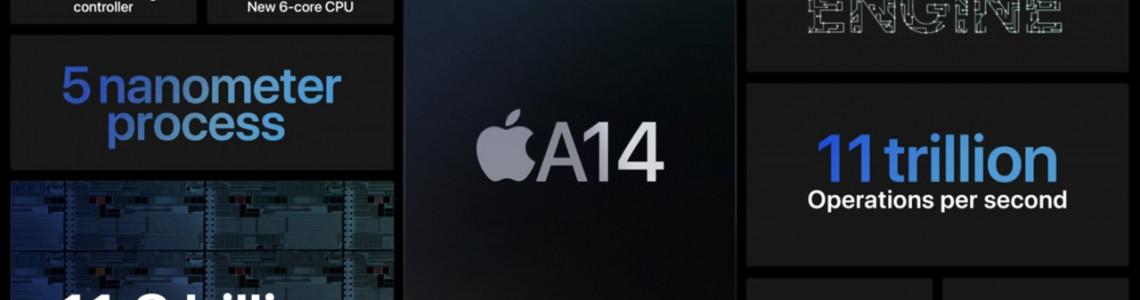 Sức mạnh thật của con chip A14 Bionic trên iPhone 12?