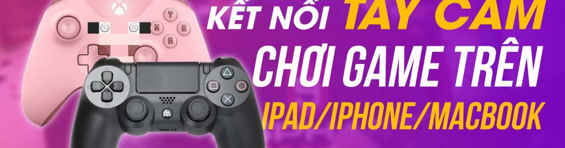 Chơi Game Trên iPhone/iPad Bằng Controller! Why Not?