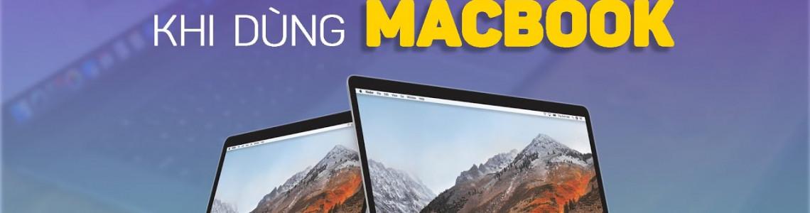 Những thói quen nhất định phải có khi dùng MacBook