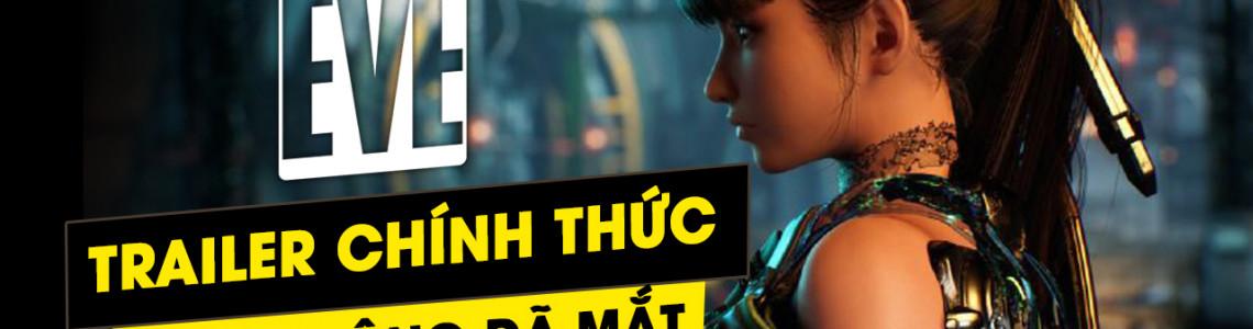 [PlayStation Showcase 2021] Project Eve của xứ Hàn tung trailer cực kỳ hứa hẹn
