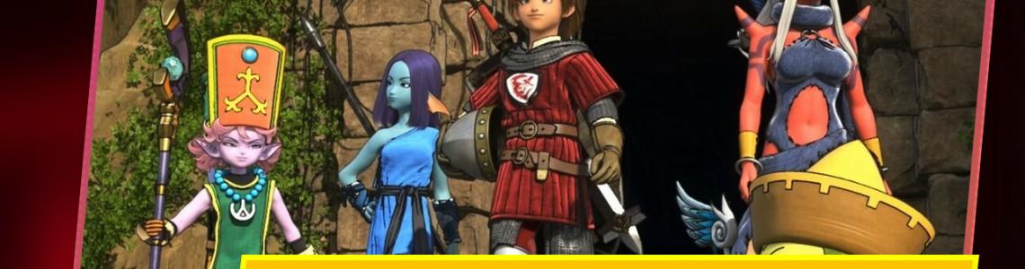 Dragon Quest X cuối cùng cũng có trên PS5, PS4 và Nintendo Switch