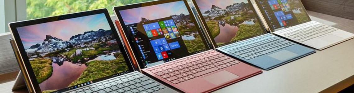 Surface Laptop 3, Surface Pro X, Surface Pro 7: Nên chọn máy nào?