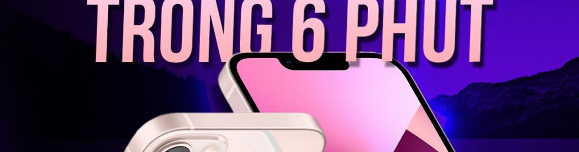 Tổng hợp sự kiện Apple: iPhone 13 series, iPad mới, Apple Watch Series 7 chào sân