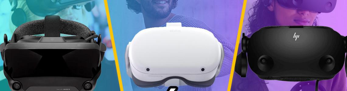 Top kính VR đáng mua nhất hiện nay