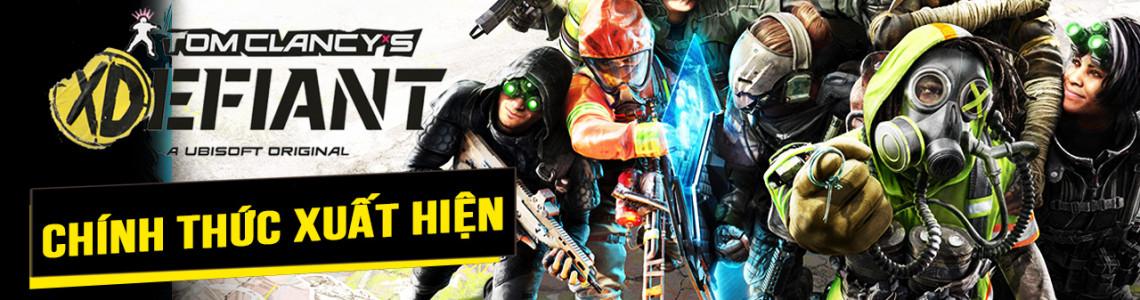 Ubisoft công bố tựa game Tom's Clancy tiếp theo của hãng