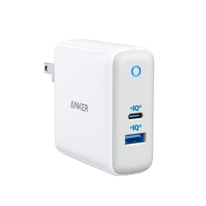 Anker PowerPort Atom 3 (GaN Tech) 60W PIQ 3.0 - White