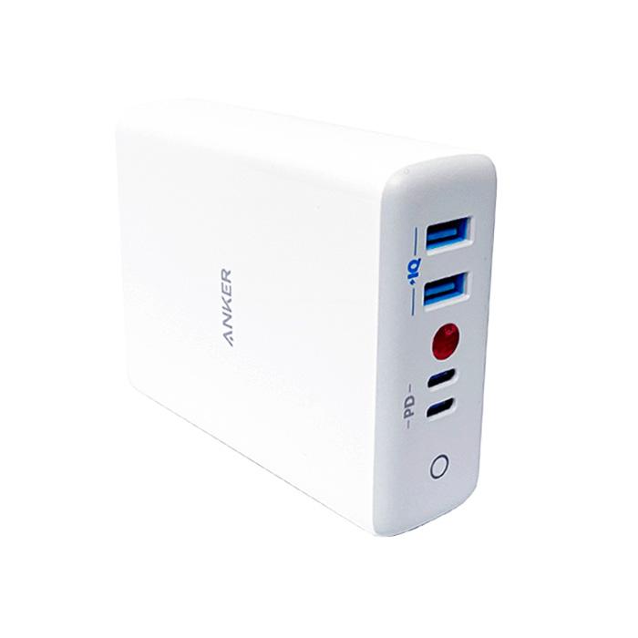 Anker PowerPort Atom PD 4 100W (2PD & 2 PIQ) - White