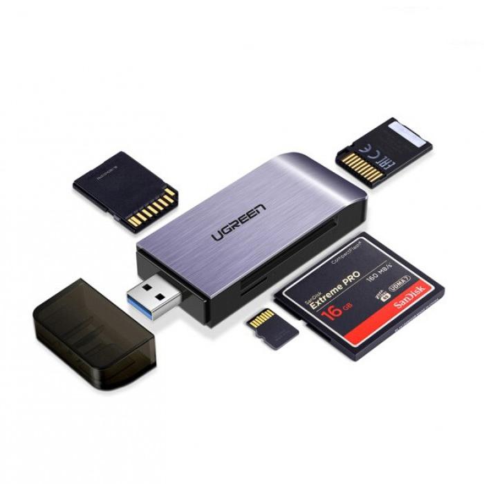 Ugreen Card Reader USB 3.0 TF/SD/MS/CF