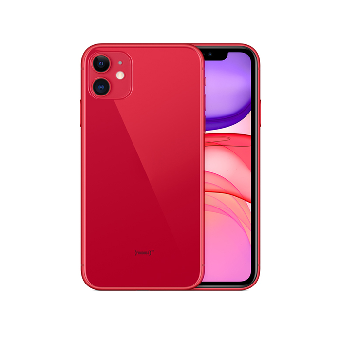 iPhone 11 - 128GB Red