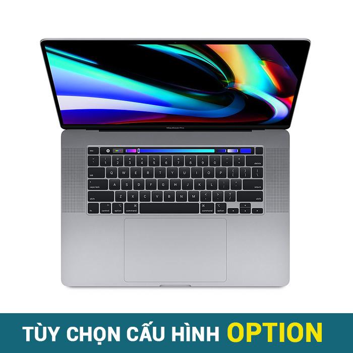 MacBook Pro 2019 MVVK2 16 Inch Gray i9 2.3/16GB/1TB Option