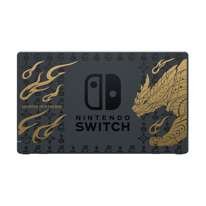 New Nintendo Switch - Monster Hunter Rise Deluxe Edition