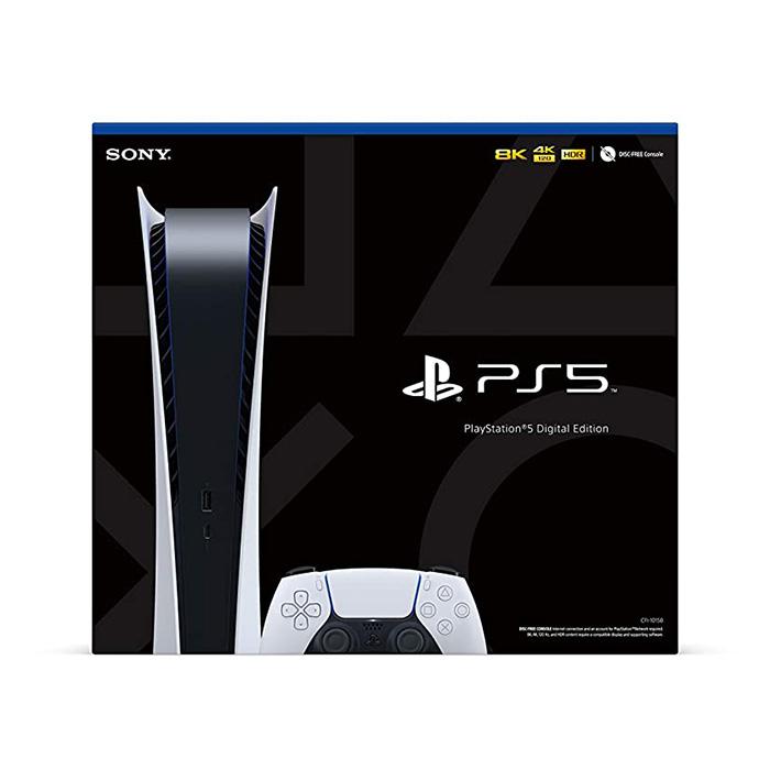 PlayStation 5 / PS5 Digital Edition - KOREA