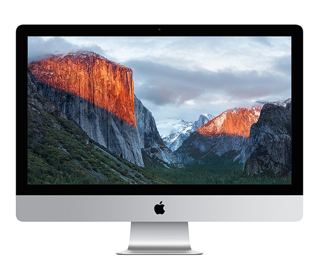 iMac 5K - 27-inch - 3.2GHz / 8GB / 1TB