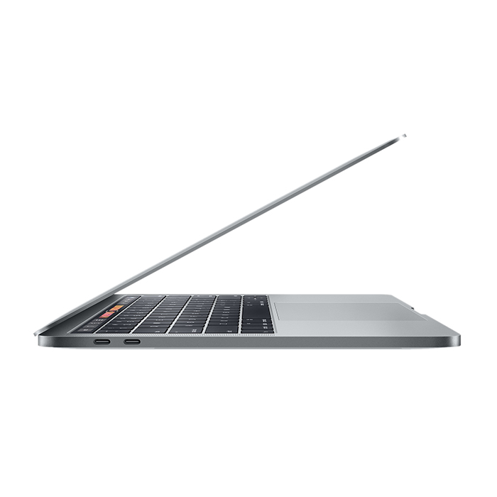 macbook pro 13 inch touch bar 2017 space gray 512gb. Black Bedroom Furniture Sets. Home Design Ideas