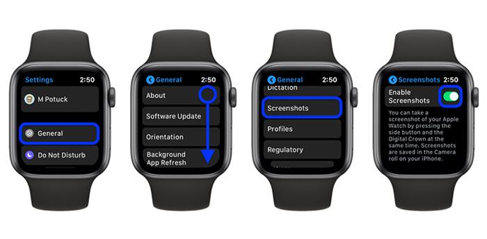 Hướng dẫn sử dụng Apple Watch Cơ Bản