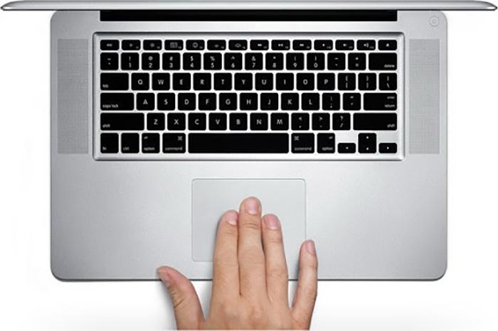 Trackpad trên MacBook thay đổi ra sao?