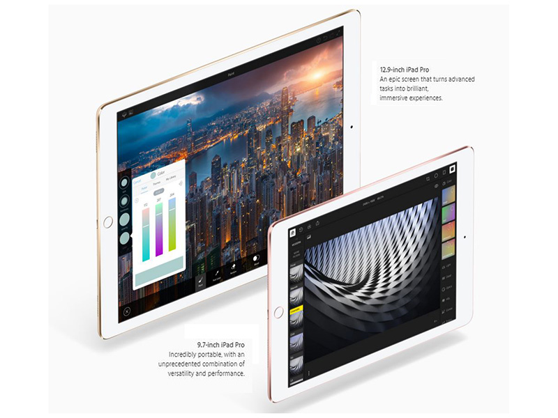 Một chiếc iPad cho doanh nghiệp.
