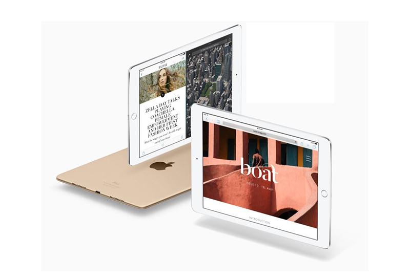 Thông minh hơn, hữu ích hơn nhờ hệ điều hành iOS 9 tiên tiến.